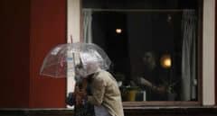 Castilla-La Mancha, Galicia, Extremadura y Aragón, en riesgo por tormentas y lluvias