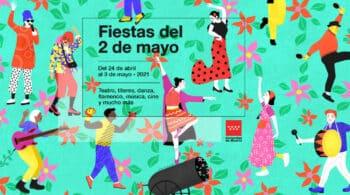 Así será la agenda cultural de la Comunidad de Madrid para celebrar el 2 de mayo