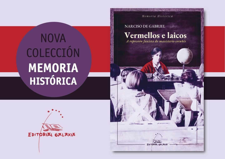 Cartel de la colección Memoria Histórica