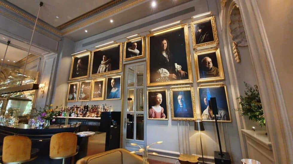 Pictura, el cóctel bar del Ritz.