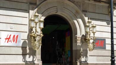 H&M cierra sus tiendas emblemáticas en Madrid y Barcelona