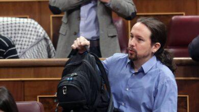 Pablo Iglesias: la campaña del líder con mochila
