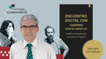 """Casimiro García-Abadillo: """"La campaña del dóberman ha sido un fracaso"""""""