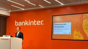 """Bankinter: """"No nos planteamos ningún ajuste, ni en el presente, ni en el futuro"""""""