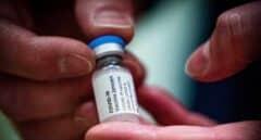 Dosis de la vacuna contra el coronavirus de Janssen.