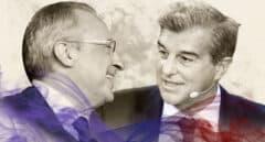 Florentino y Laporta: la extraña pareja