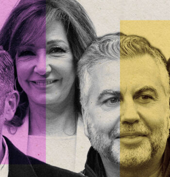 De Àngels Barceló a Ana Rosa Quintana: los periodistas en la trituradora de la campaña