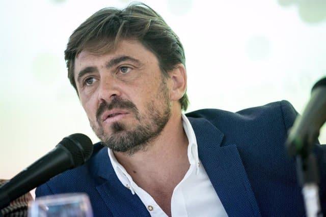 El presidente de la CEHAT y de Ashotel, Jorge Marichal