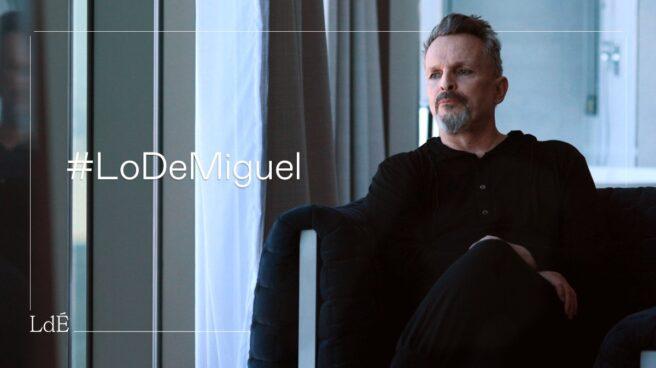 Imagen promocional de la entrevista de Miguel Bosé en 'Lo de Évole'.