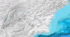 Murcia registra nueve terremotos este miércoles, uno de ellos de 3,1
