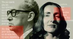 """Cuando Idea Vilariño le dijo a Juan Carlos Onetti que """"ya no"""""""