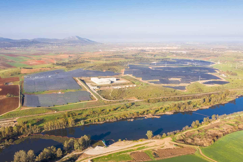 Instalación renovable de Opdenergy en España