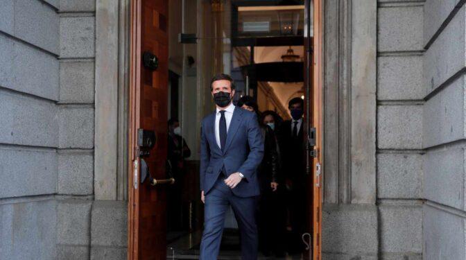 Casado torpedea a Sánchez y negocia con sus socios una alternativa al estado de alarma