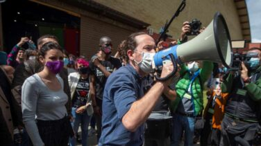 """Pablo Iglesias apunta ahora contra la Casa Real por """"no condenar la violencia fascista"""""""