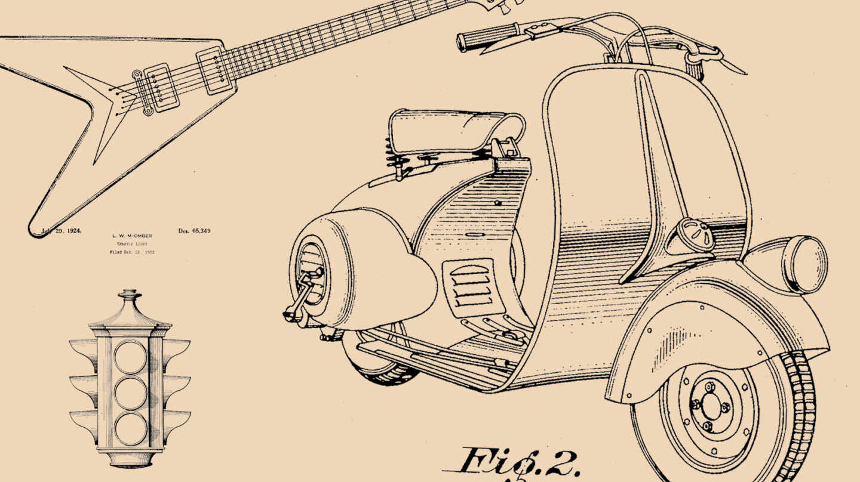 Dibujos de patentes