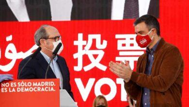 """Gabilondo defiende un """"cinturón sanitario"""" a Vox y justifica los ataques de Marlaska al PP"""