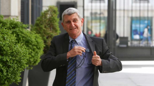 José Manuel Pérez Tornero, el día de su toma de posesión como presidente de RTVE.
