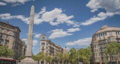 Barcelona retirará un escudo del rey emérito de la plaza Cinc d'Oros