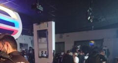 Desalojan una fiesta de madrugada en un pub de Sevilla con 57 personas sin mascarillas y con drogas