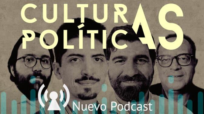 Nace Culturas Políticas, un podcast de El Independiente y Frontera Ediciones