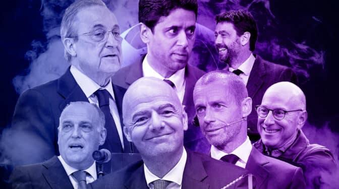 De Londres a Madrid: las claves del fracaso de la Superliga en 48 horas