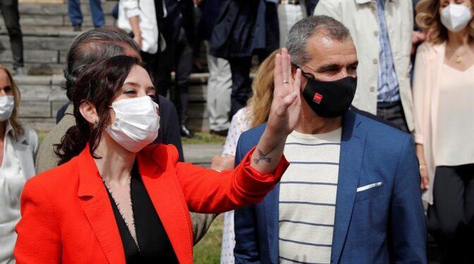 El PSOE impugna la candidatura del PP para el 4-M por incluir en sus listas a Toni Cantó