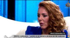 Rocío Carrasco se enfrenta a las preguntas que todos querían hacerle
