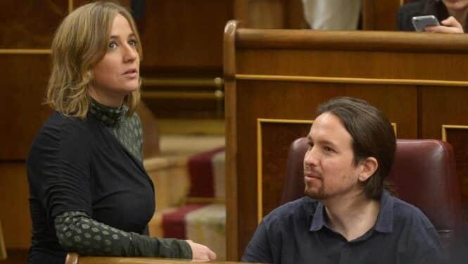 Tania Sánchez, el escaño 17 de Más Madrid en riesgo por el 'efecto Iglesias'