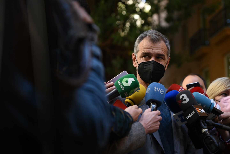 El 'número 5' del PP a las elecciones de Madrid, Toni Cantó.