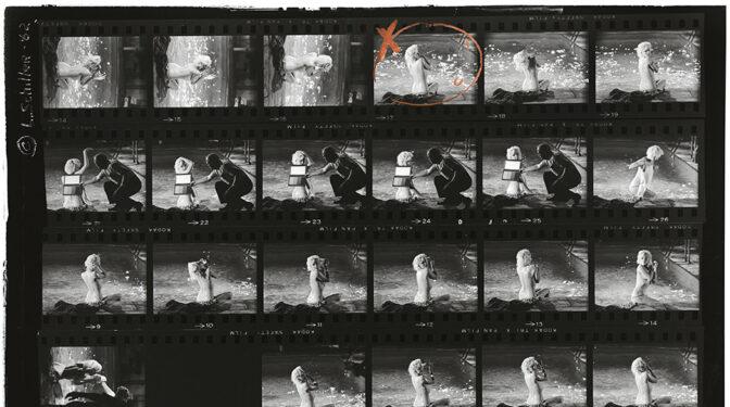 Lawrence Schiller y la mítica sesión de fotos de Marilyn Monroe desnuda