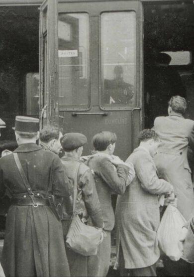 Trenes del Holocausto: la 'redada del billete verde' con destino a Loiret
