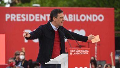 Los líderes de los partidos cierran la campaña más crispada de la historia de la Comunidad de Madrid