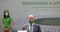 Ignacio Galán recibe a las deportistas olímpicas y paraolímpicas españolas camino de Tokio y les traslada toda la energía de Iberdrola