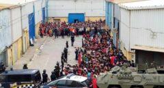 Las imágenes de la crisis migratoria en la frontera entre Ceuta y Marruecos