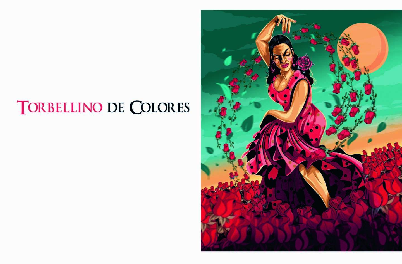 Lola Flores, por Sete González.