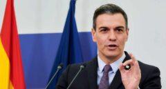 Pedro Sánchez, tras el Consejo Europeo.