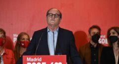 El PS-M asegura que Gabilondo seguirá a pesar de las dudas del candidato