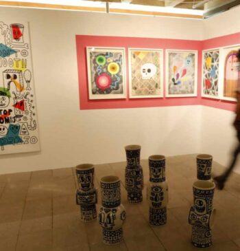 'Urvanity', la golosina del arte 'millennial' en Madrid