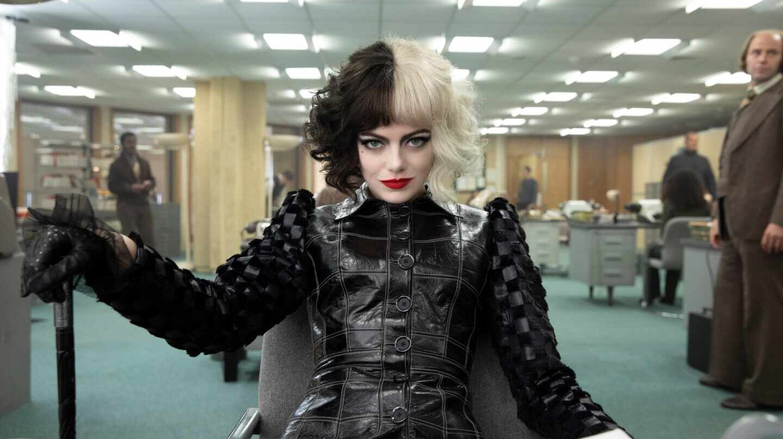 Emma Stone como 'Cruella' lidera la cartelera de la semana