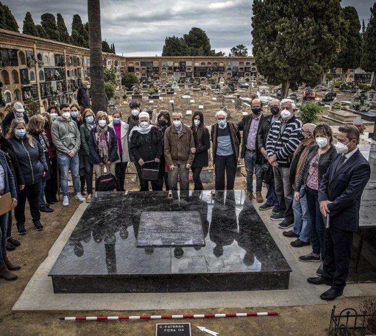 Fosa 114: donde periodistas, escritores o alcaldes hallaron la muerte víctimas de la represión franquista
