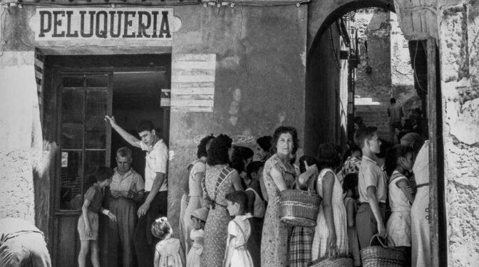 Gerardo Vielba, maestro de la fotografía neorrealista durante el franquismo
