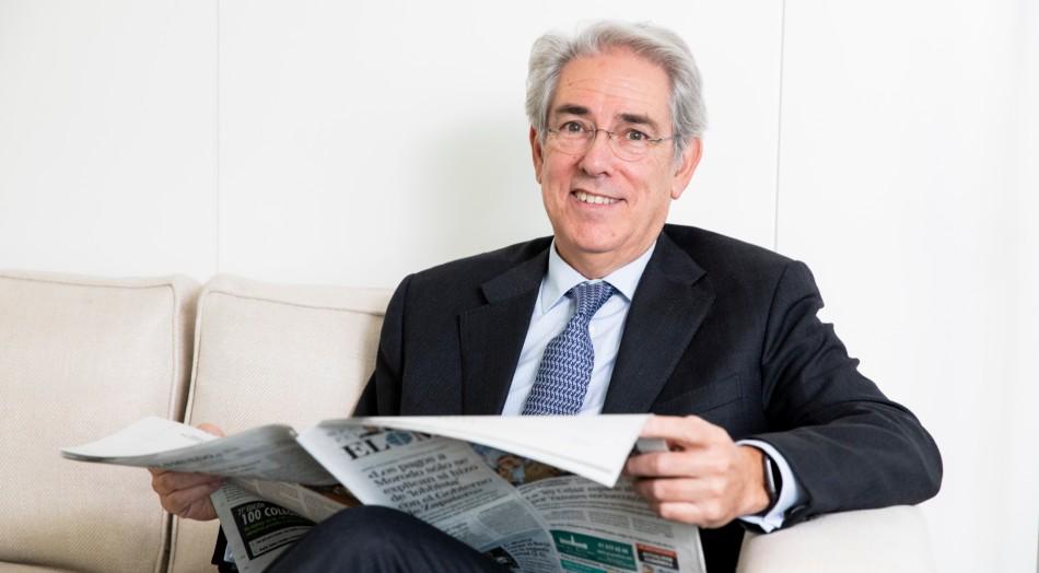 Antonio Fernández-Galiano, presidente y consejero delegado de Unidad Editorial