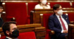 Aragonès augura un camino de espinas a la mesa de diálogo con el Gobierno de Sánchez