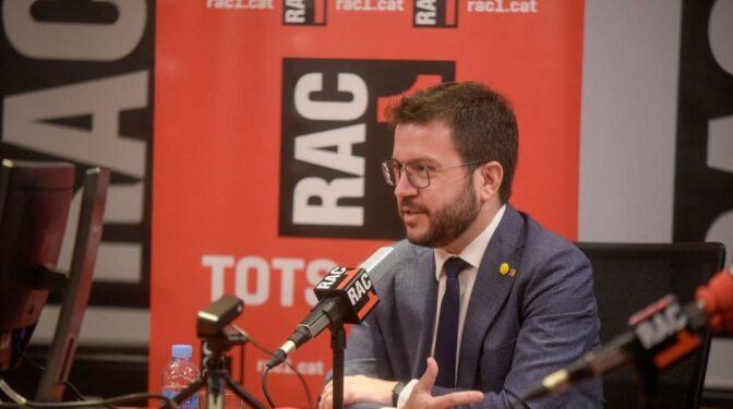Aragonès activará la coordinación con Puigdemont antes de reunir a la mesa con el Gobierno