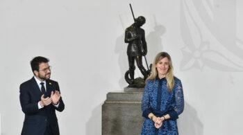 El Govern Aragonès se vuelca en la comunidad catalana en el exterior