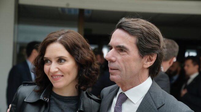 Aznar y Ayuso