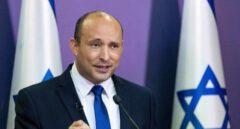 Naftali Bennett, líder del partido Yemina, y probable sucesor de Netanyahu