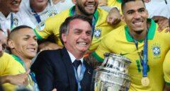 Copa América, el inesperado gol geopolítico de Bolsonaro