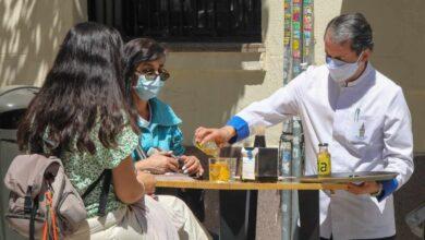 Siguen descendiendo los contagios en Madrid y bajan de 100 los ingresados diarios