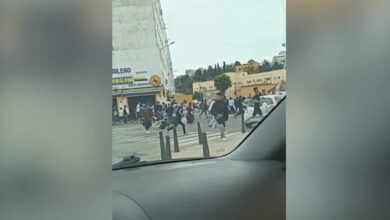 Las imágenes del centro de Ceuta tras la llegada de miles de inmigrantes